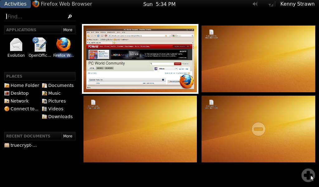 ¿Problemas con Gnome Shell (gnome-tweak-tools) en Ubuntu 12.04 LTS?