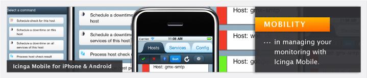 Icinga: herramienta para monitorizar sistemas (basada en Nagios)