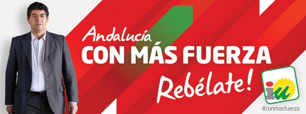 ENREDA realiza la Campaña Electoral IU Andalucía