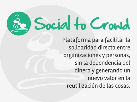 La cooperativa tecnológica Enreda lanza campaña de crowdfunding para el proyecto Social to Crowd