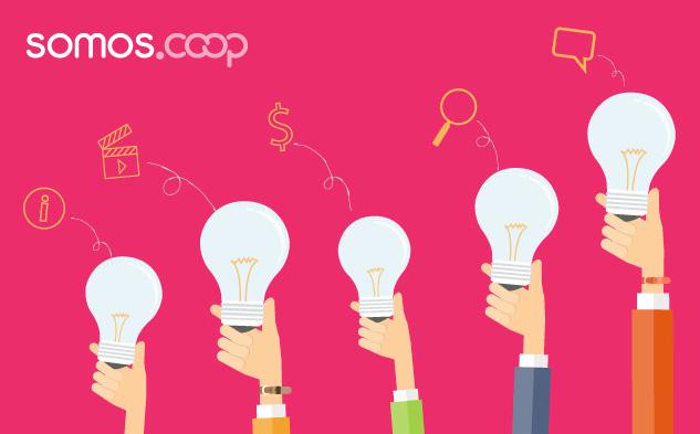 Nace somos.coop, una web para difundir la marca cooperativa.