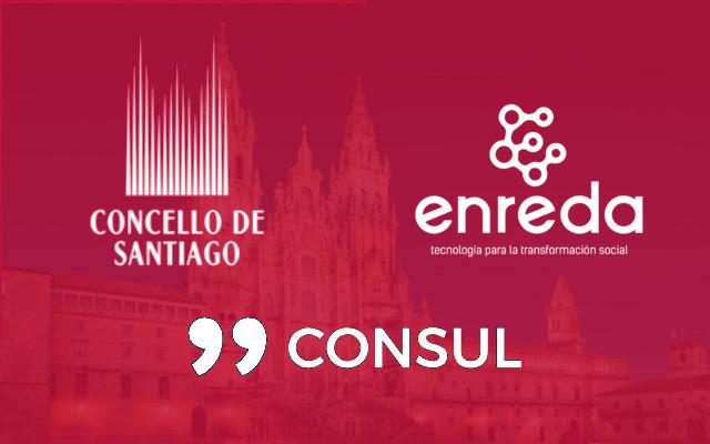Portal de participación Consul Santiago de Compostela